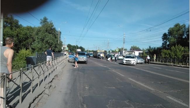 Пьяный водитель, сбивший мать с двумя детьми в Липецке, арестован