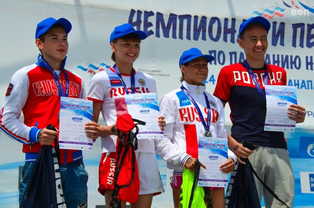 Грязинский пловец стал серебряным призером престижных соревнований