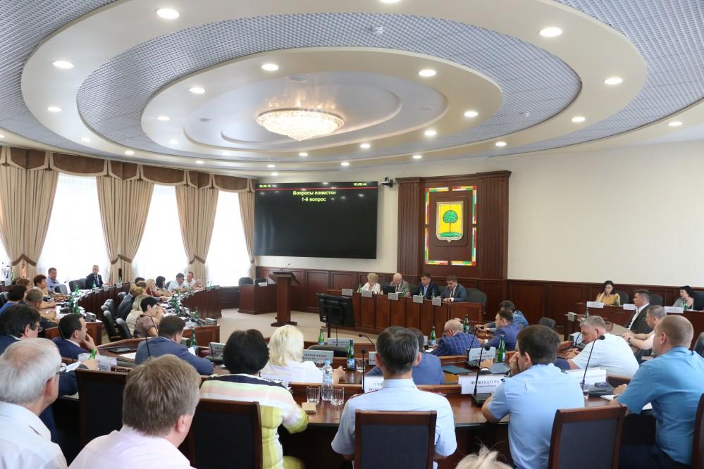 Липецкие депутаты утвердили лауреатов премии Раковского