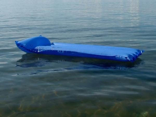 Туристка из России, унесенная в море на матрасе, дрейфовала 20 часов