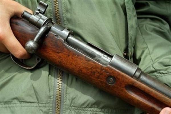 В Краснодаре «шериф» с винтовкой перегородил дорогу