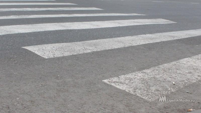 Липчанка разыскивает свидетелей наезда автомобиля на ее сына