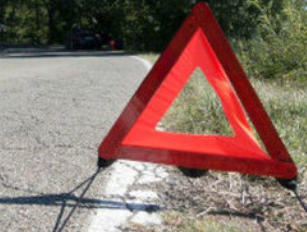 ДТП в Смоленской области: иномарка вылетела в кювет