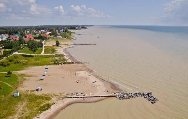 В Новосибирске на пляже «Бумеранг» нашли мертвого подростка