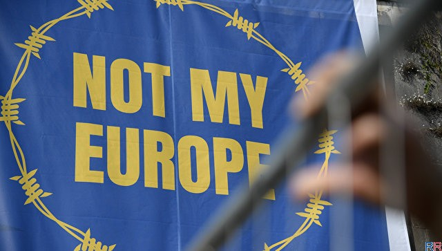 В Италии предсказали развал Евросоюза в течение года