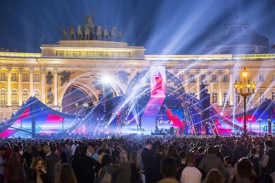 Алые Паруса 2018: концертная программа