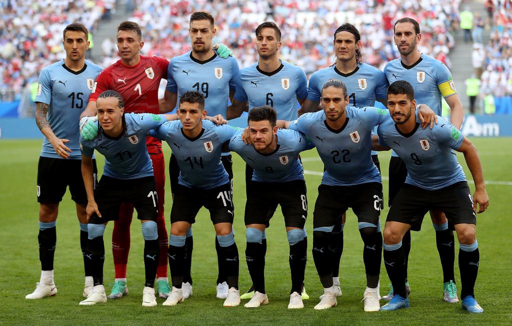 Онлайн-трансляция матча Уругвай – Португалия 30 июня 2018