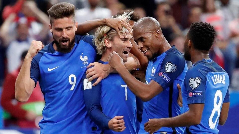 Дания – Франция 26 июня: прогноз на матч, статистика личных встреч
