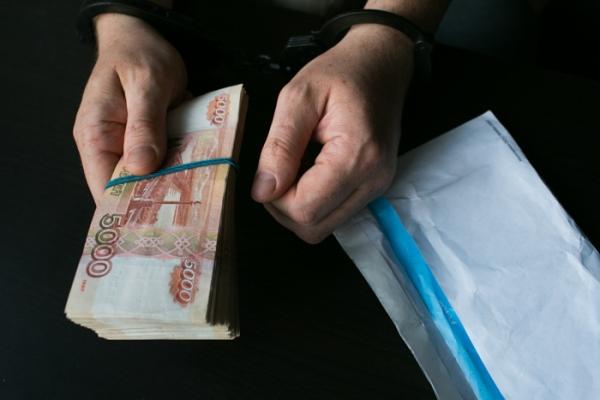 Иностранец дал новосибирскому таможеннику взятку в 540 тысяч рублей
