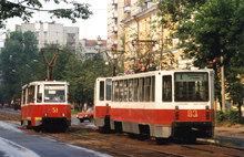 Ярославль опять остался без московских трамваев – они уехали в Тулу