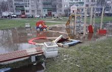 В Ярославской области прокуроры в ужасе: дворы угрожают здоровью детей