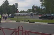 В Ярославле ребенка на велосипеде сбил «Фольксваген»