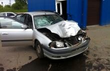 В Рыбинске «Тойота» и БМВ не поделили дорогу – есть пострадавшие