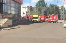 В Ярославле опять «горят» торговые центры