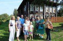 Проект села Вятское в Ярославской области вновь получил президентский грант