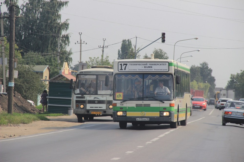 Липчане смогут добираться до диализного центра на автобусе № 17