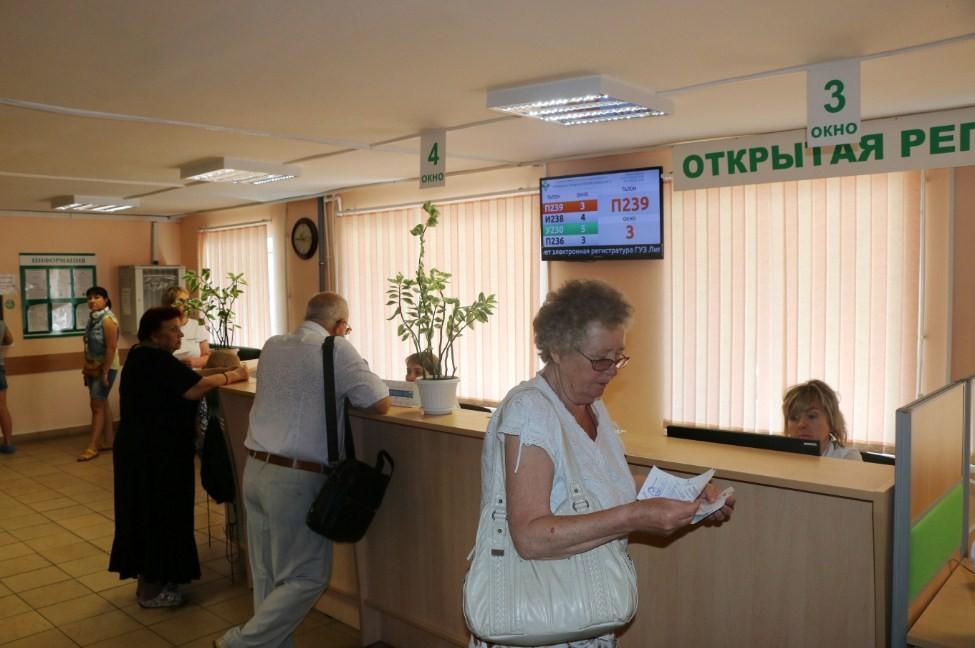 Поликлиникам Липецка не хватает врачей