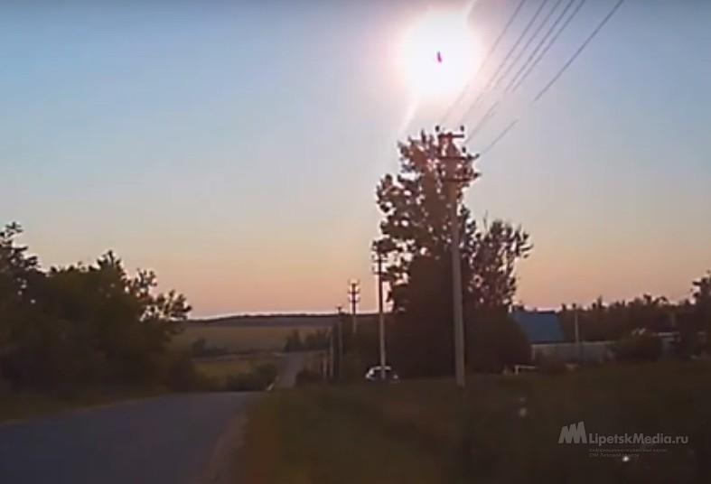 Астрономы настаивают: в Липецкой области упал метеорит