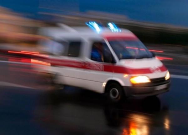В Уфе произошло ДТП с беременной пассажиркой: автомобиль загорелся