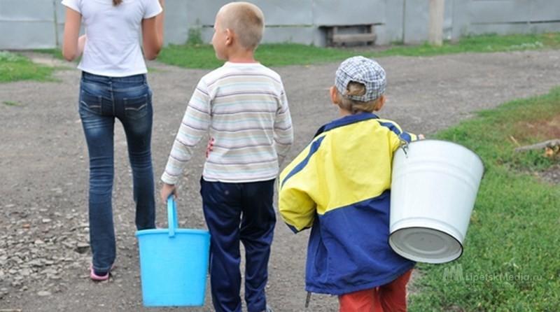В пятницу   на 20 улицах  Липецка отключат воду (адреса)