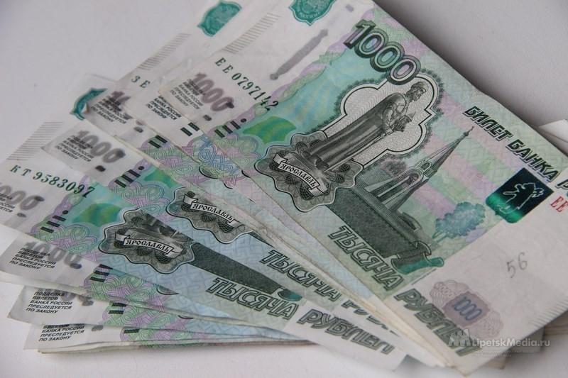 С елецкой компании могут принудительно взыскать 600 тысяч рублей