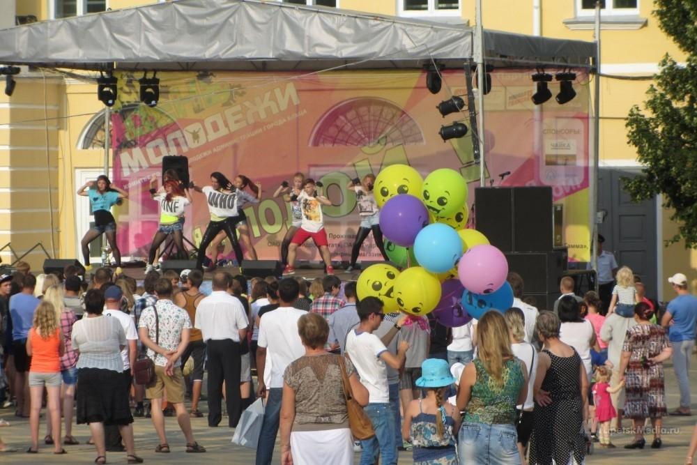 День молодёжи начинают отмечать в Липецке (афиша праздника)