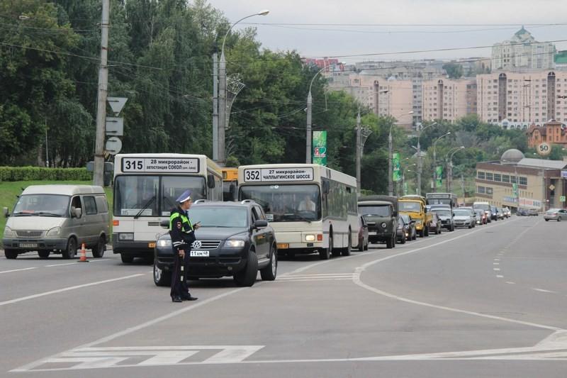 Из-за «Липецких зорь» изменятся маршруты движения городского транспорта