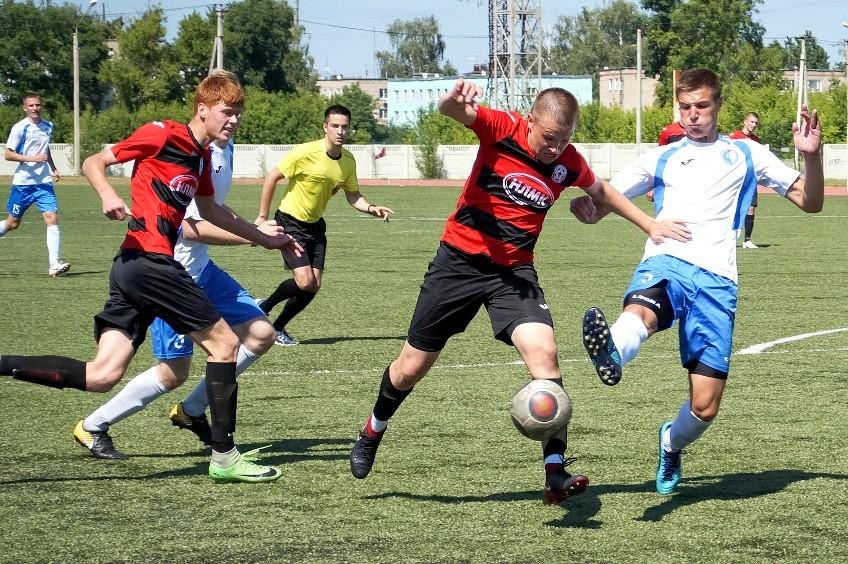 Футбольная «молодёжка» Липецка прервала безголевую серию