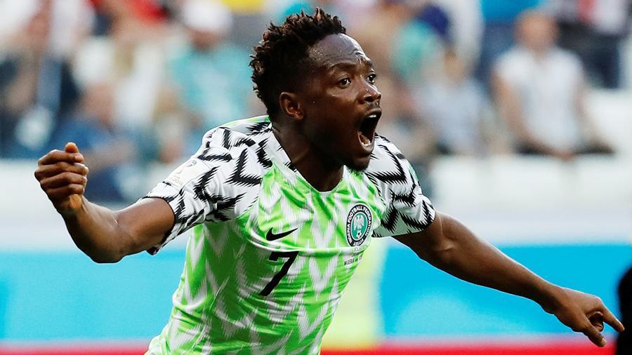 Смотреть матч Нигерия – Аргентина онлайн 26.06.2018