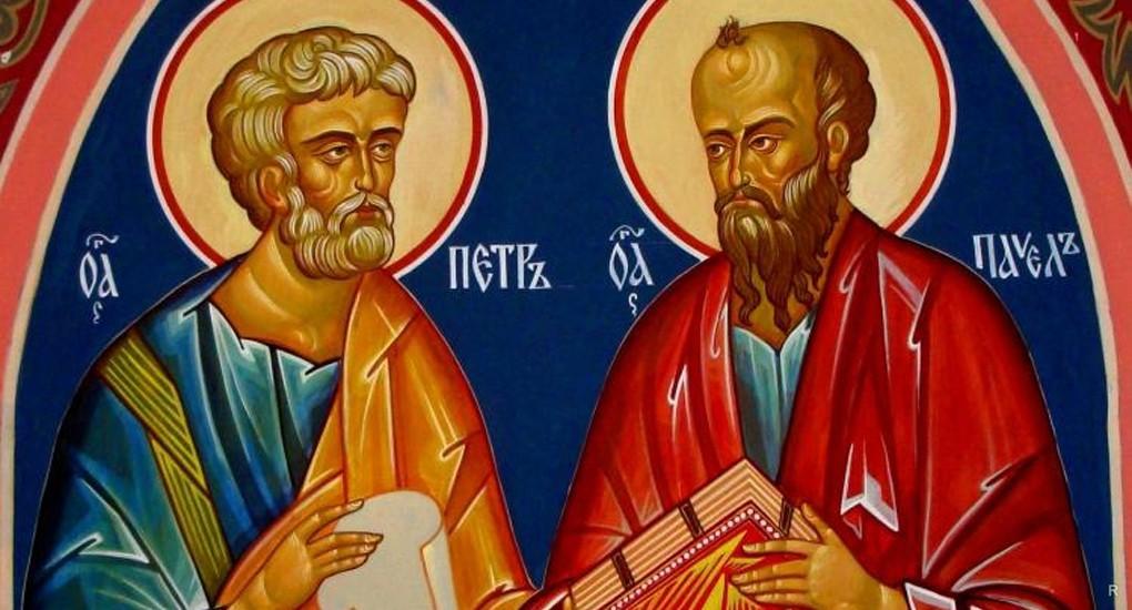 Сегодня День святых апостолов Петра и Павла: почитают апостолов молитвами и вспоминают их подвиги