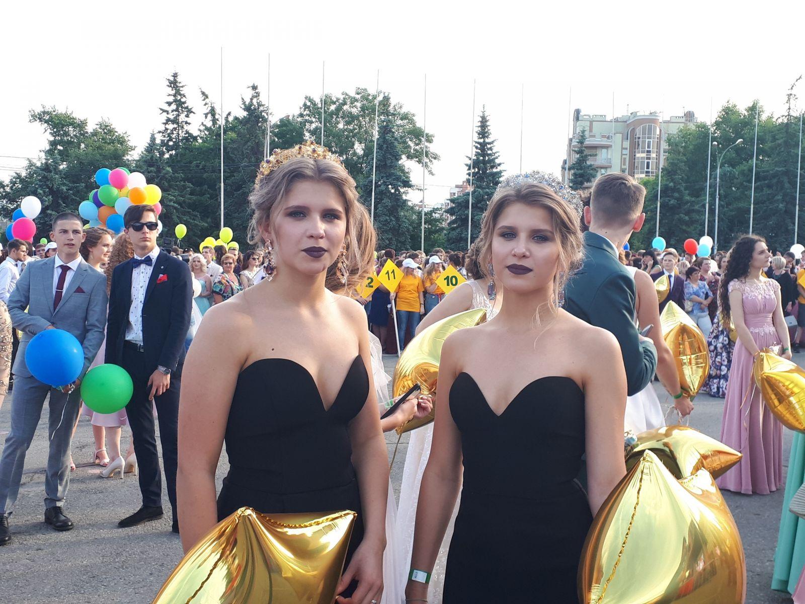 «Липецкие зори» собрали более двух тысяч выпускников