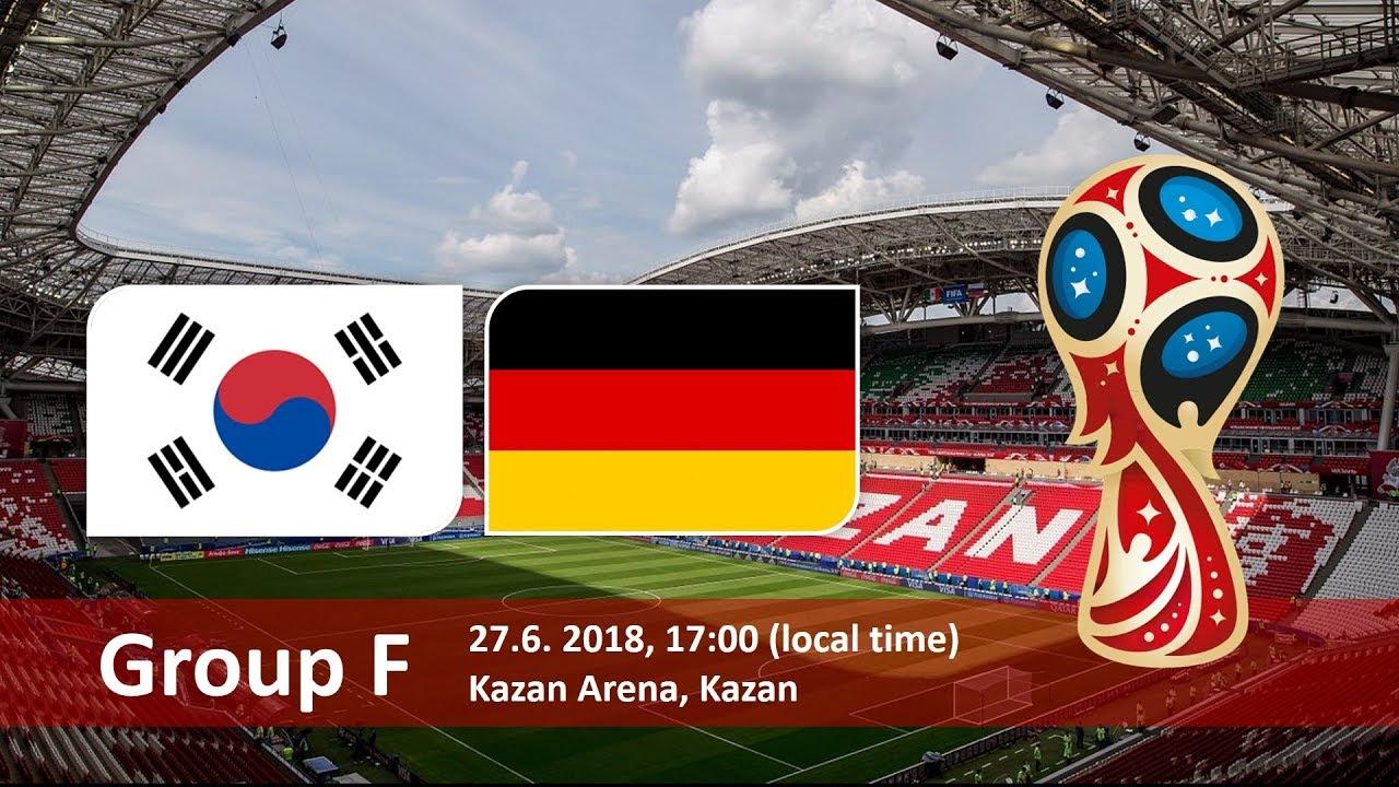 Германия – Южная Корея 27 июня 2018: прогноз и ставки на матч