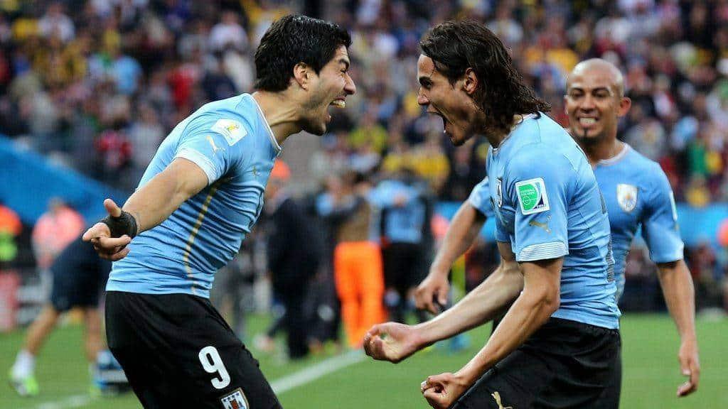 Уругвай – Португалия: онлайн-трансляция 1/8 финала
