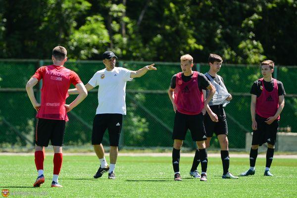 Тульский «Арсенал-м» просматривает потенциальных новичков