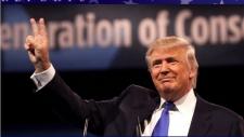 Трамп считает, что людям в париках на выборах не место
