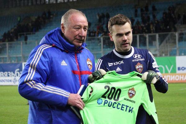 Вячеслав Чанов: Раз «Брюгге» позвал Габулова, почему «Наполи» не может заинтересоваться Акинфеевым?