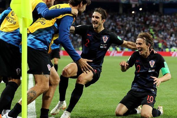 Хорватия разгромила Аргентину, Франция вышла в плей-офф ЧМ-2018