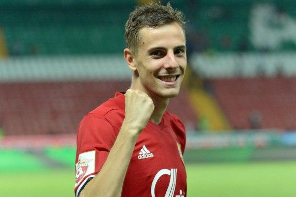 Лука Джорджевич: Год в «Арсенале» получился для меня успешным