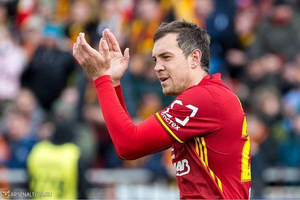 Артём Дзюба— в списке 33 лучших футболистов чемпионата России