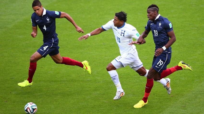 Франция – Перу прямая трансляция матча онлайн