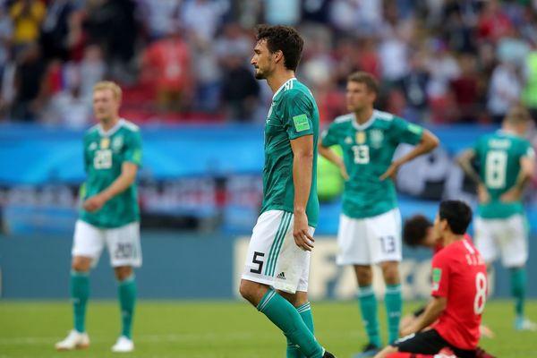 Германия не вышла в плей-офф ЧМ-2018, Бразилия выиграла групповой турнир
