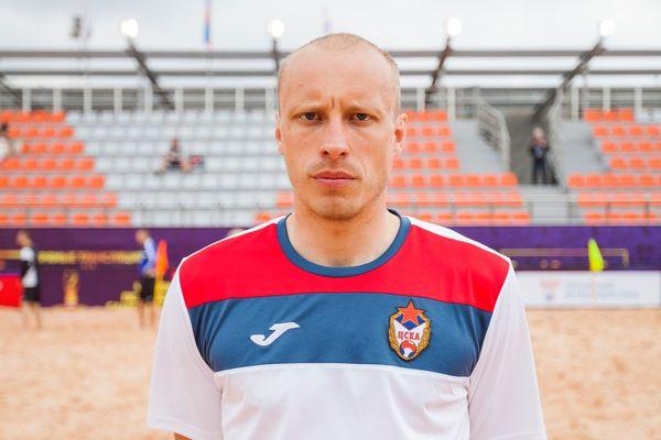 Воспитанник новомосковского футбола забил первый гол за ЦСКА