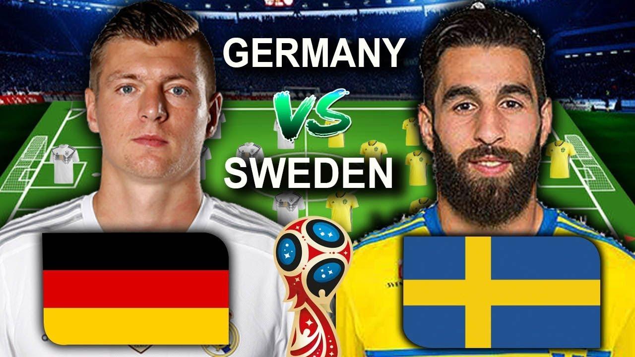 Германия – Швеция: анонс и прогноз матча 23.06.2018