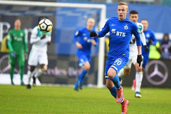 Дубль Николая Обольского помог «Динамо» разгромить болгарский «Черноморец»