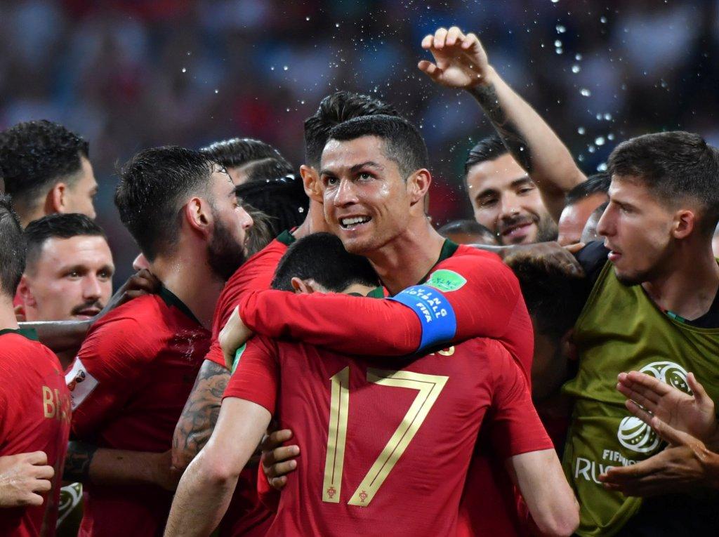 Прогноз и ставки на матч Уругвай – Португалия 30 июня