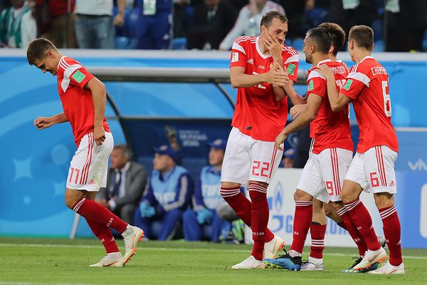 В Тульском кремле покажут матч Россия— Уругвай