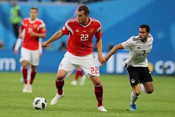 Артём Дзюба: Очень жду игру с Испанией