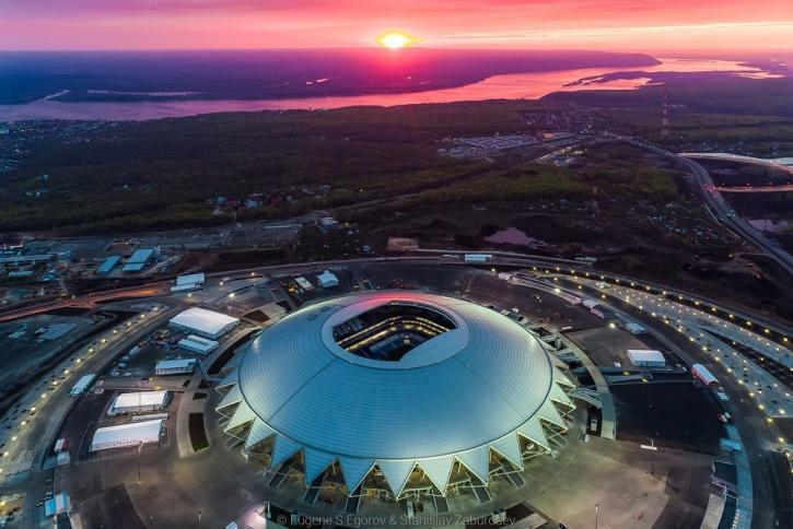 Россия – Уругвай 25 июня 2018: время матча, где будет проходить