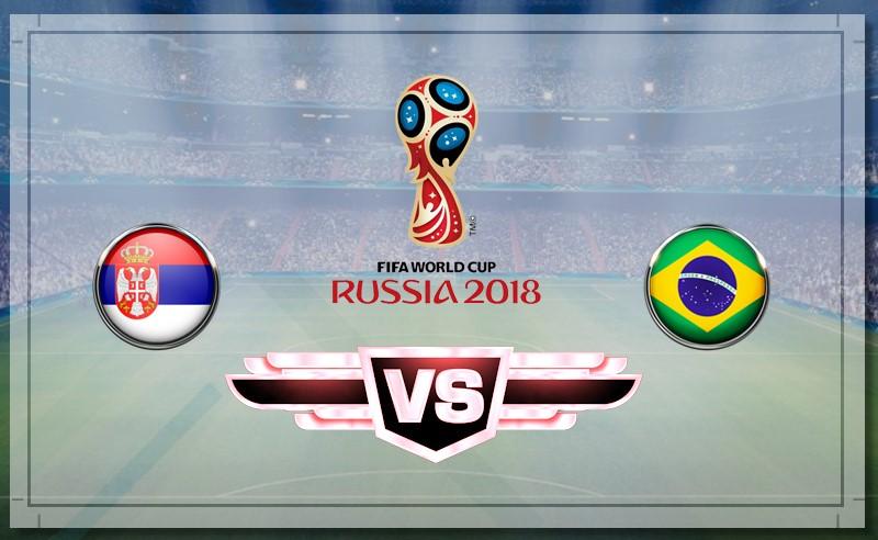 Бразилия – Сербия 27 июня: прогноз на матч