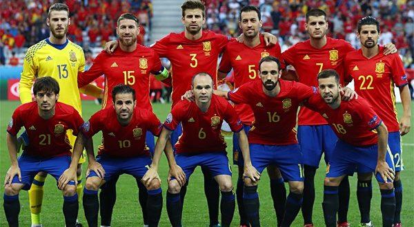 Матч ЧМ Испания – Россия 1 июля 2018 года
